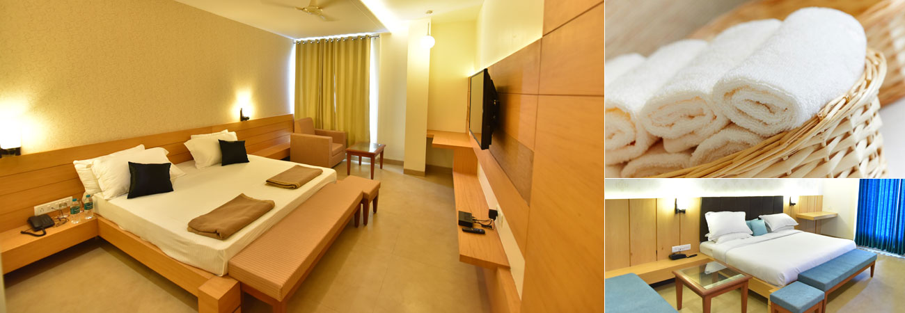Hotels in central india